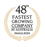 fastest growing company in australia